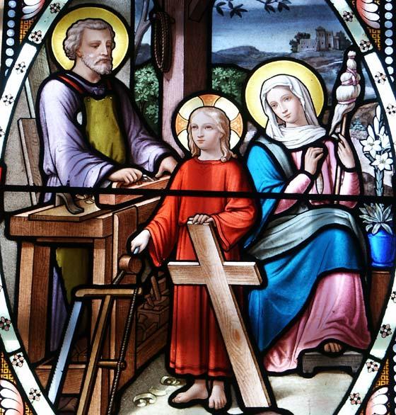 La Croix saint Joseph, ou la Croix de l