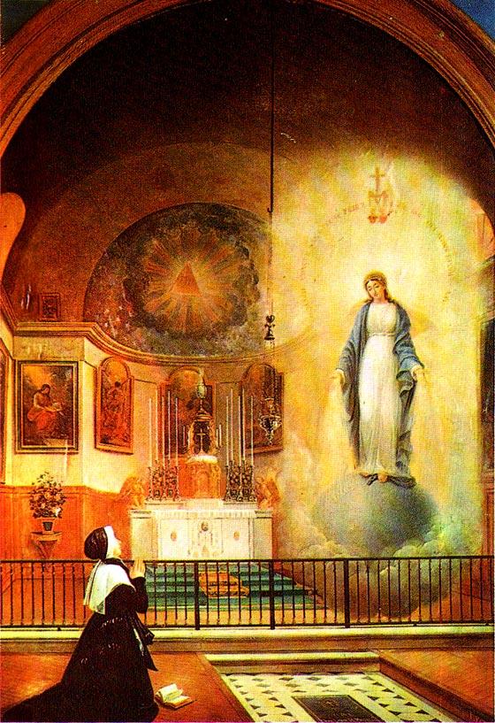 La Sainte Vierge Marie - La Foi et les Œuvres volume 3 – Vicomte Walsh 19 eme siècle  588